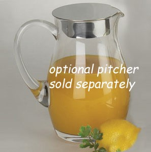 Engraved Juice Pitcher Lid