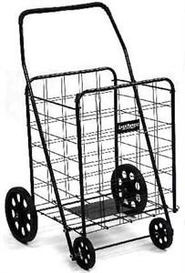 Folding Shopping Cart - Jumbo XL Load Runner