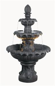 Kenroy Home 53200PLBZ Costa Brava Outdoor Fountain