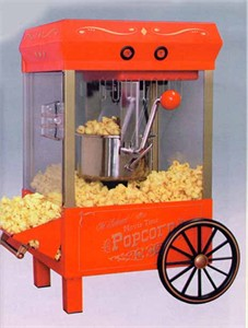 Nostalgia Electrics KPM-508 Old Fashion Kettle Corn Maker