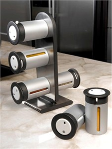 Zevro MSRS600 Zero Gravity Magnetic Spice Stand