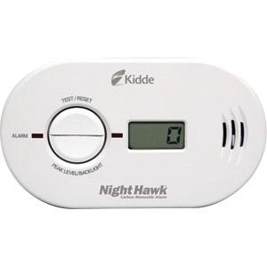Kidde 900-0230 Nighthawk Carbon Monoxide Alarm