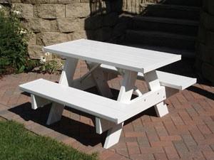 Dura-Trel 11127 Kid's  Picnic Table