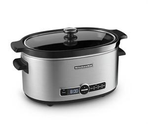 KitchenAid KSC6223SS 6 Quart Slow Cooker