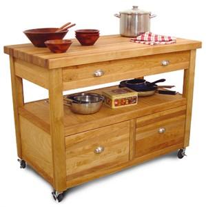 Catskill Craftsmen 1426 Grand Americana Kitchen Work Center