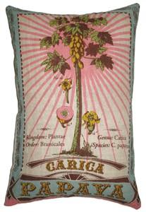 Koko 91804 Carica Papaya Botanica Pillow