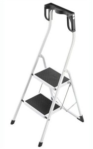 Safety Ergo Plus 2 Step Ladder with Safety Frame