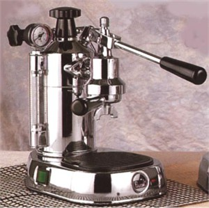 La Pavoni PC-16 Professional 16 Cup Lever Espresso Maker