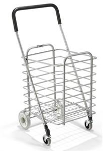 Superlight Aluminum Shopping Cart