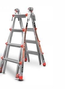 Little Giant Multi Use Revolution Ladder
