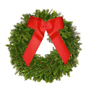 Live Holiday Wreath