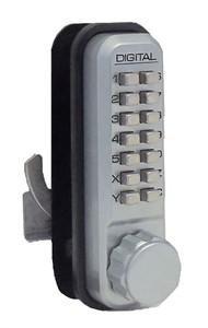 Lockey 2500 Sliding Door Hook Bolt