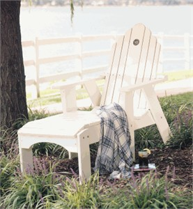 Uwharrie 1082 Adjustable Chaise Lounge Chair