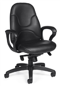 Obusforme 4632 Executive Low Back Chair