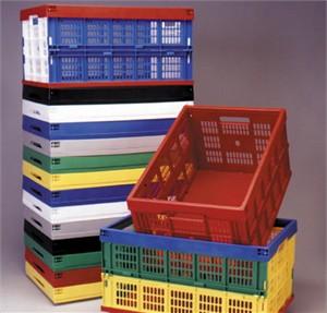 Tasket Folding Crate