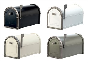 Architectural Mailboxes 5504 Coronado Curbside Mail Box