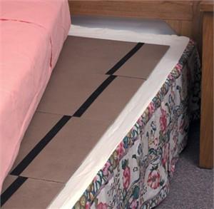 Twin Size Folding Bed Board
