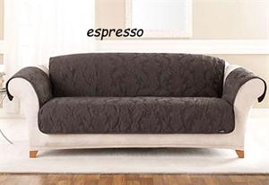 Matelasse Damask Sofa Cover