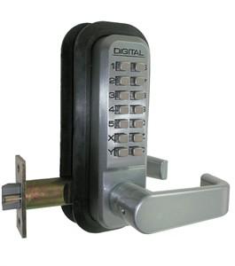 Mechanical Keyless Entry Lock