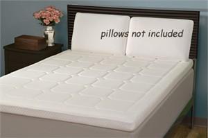 SensorPedic Luxury Extraordinaire Bed Topper