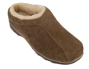 Old Friend Dark Brown Men's Alpine Slip on Shoe