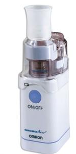Omron NE-U22V MicroAir Electronic Nebulizer battery operated