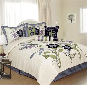 Oversized Comforter Set