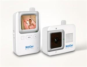 Mobicam Secure Start Baby Monitor