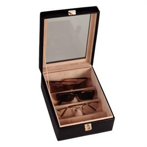 Monogrammed Eyeglass Box