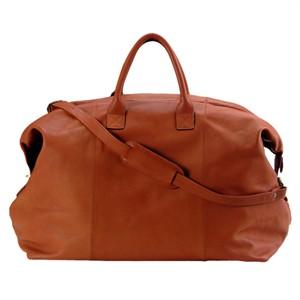 Monogrammed Euro Traveler Bag