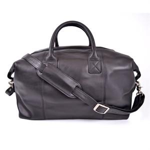 Monogrammed Euro Traveler Petite Bag
