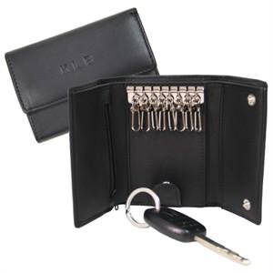 Monogrammed Key Case Wallet