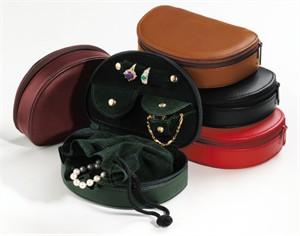 Monogrammed Jewelry Case