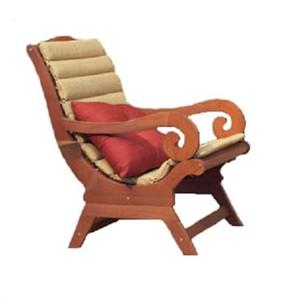 Monti Carlo Outdoor Arm Chair