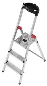 Three Step Aluminum Step Ladder
