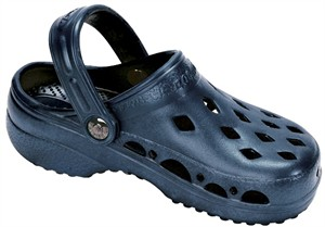 NothinZ Midnight Black Comfort Clog for Men