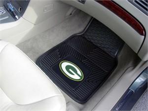 NFL Vinyl Car Mat Set