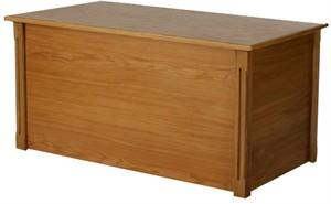Classic Wood Toy Box