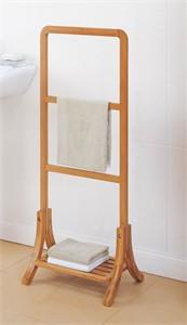 OIA 29946 Bamboo Towel Rack
