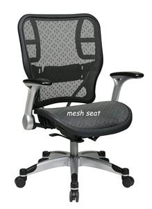 OSP 215-3R2C62R5 SpaceGrid Back Chair
