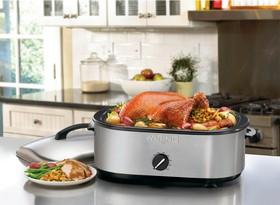 Waring Pro RO18B 18 quart Professional Oven Roaster