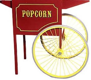 Paragon 3070010 Medium Antique Popcorn Cart