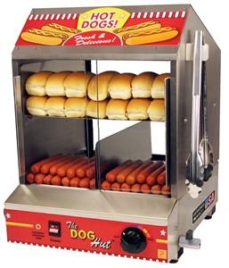 Paragon 8020 Dog Hut Hotdog Steamer