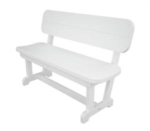 "POLYWOOD PB48 Park 48"" Bench"