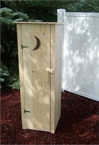 Outhouse Storage Shed