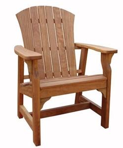 Classic  Adirondack Deck Chair