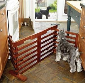Portable Folding Pet Gate