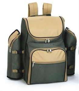 Tandoor Picnic Backpack for four