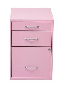 Pink File Cabinet