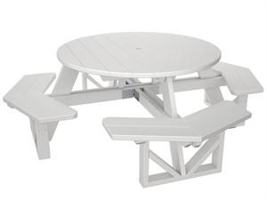 """POLYWOOD PH53 Park 53"""" Octagon Table"""